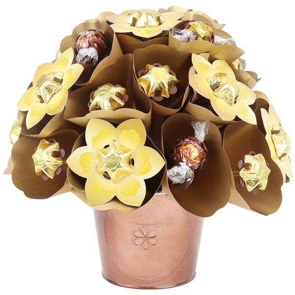Golden Chocolate Arrangement Classic