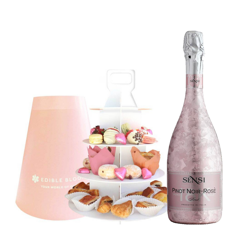 High Tea with Bubbles (serves 4) - Auckland only