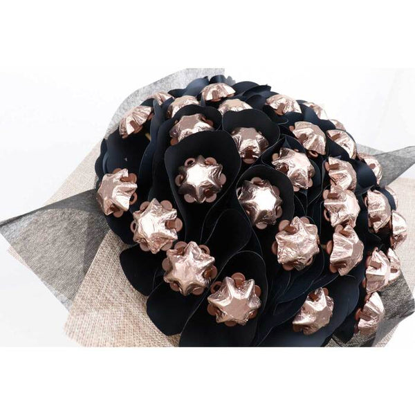 Luxury You're a Star Dark Chocolate Bouquet
