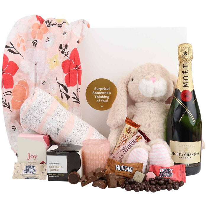 Plush Bunny Luxury Gift Hamper
