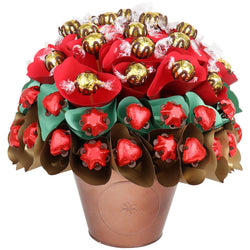 A Rose Garden Large Chocolate Bouquet