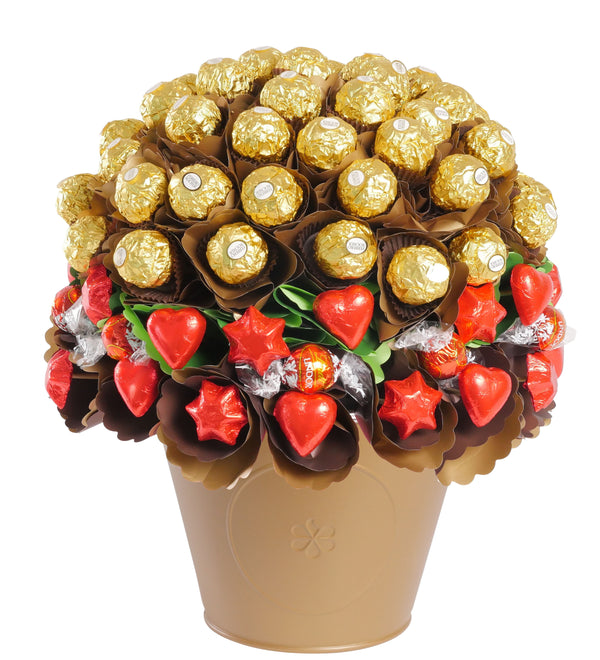 Luxury Romance Chocolate Large