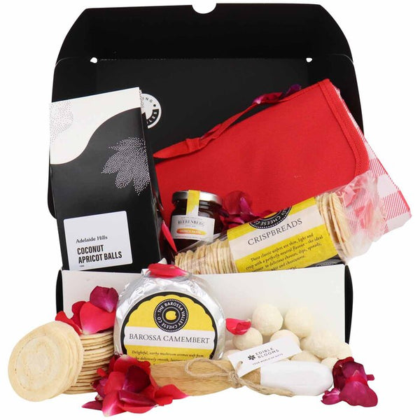 Valentine Picnic Cheese Treat Box
