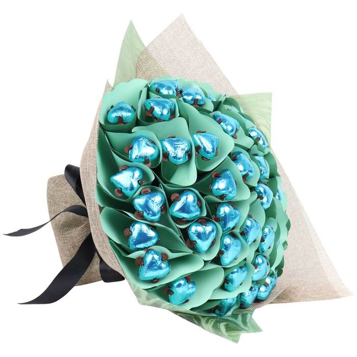 Aqua Love Bouquet