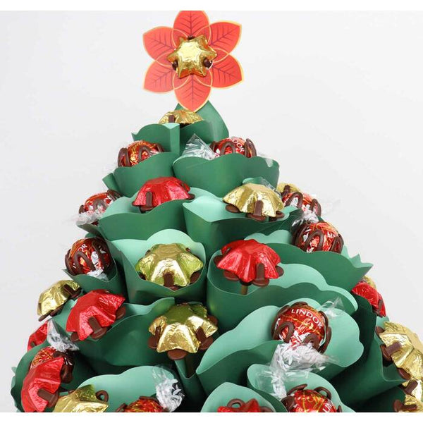 Mega Large Green Chocolate Christmas Tree