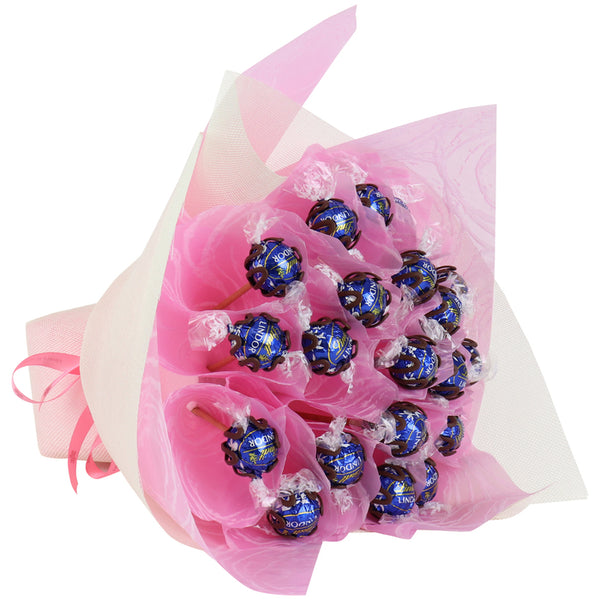 Dark Lindt Flower Posy