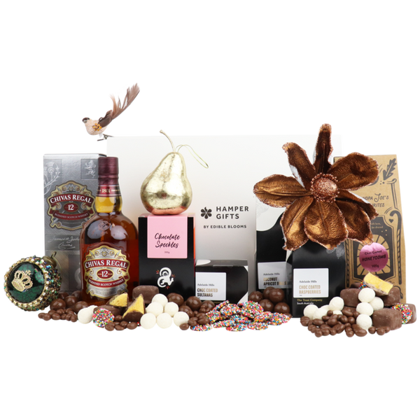 Luxury Scotch Gift Hamper