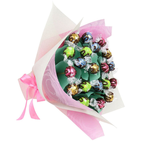 Mixed Lindt Flower Bouquet