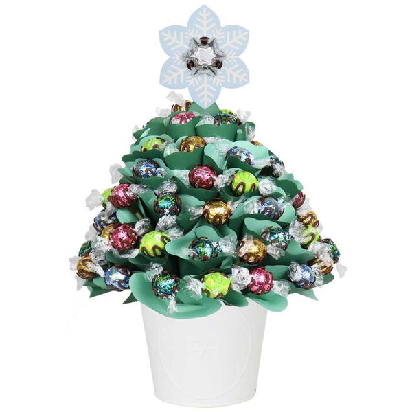 Large Pastel Christmas Tree