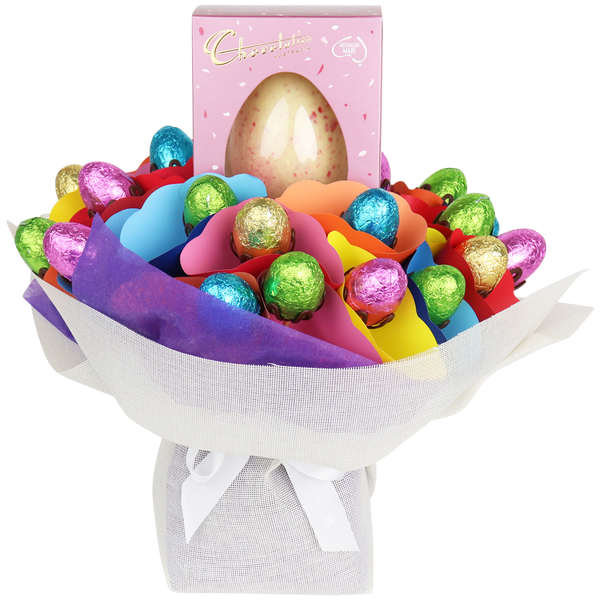 Luxury Easter Egg Hunt Bouquet