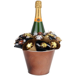 Luxury Veuve Bouquet