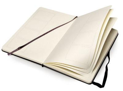 Cuaderno Storyboard Large