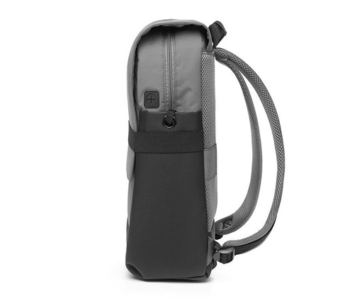 "Mochila ID para dispositivos digitales de hasta 13"" - Gris"