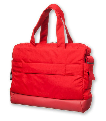 myCloud Briefcase Curve Rojo, para dispositivos digitales hasta 15''