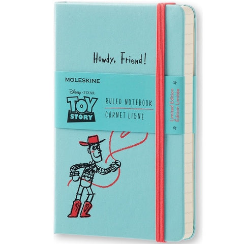 Cuaderno Toy Story Rayas - Pocket