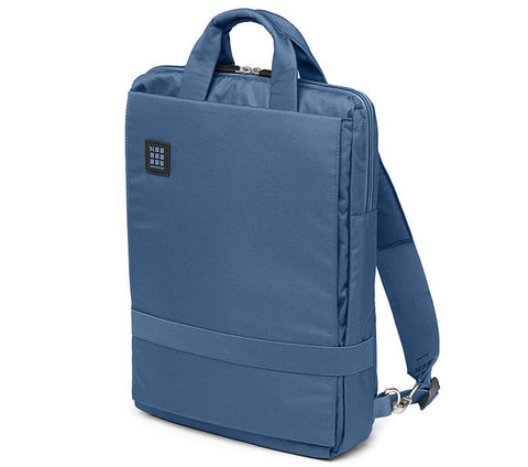 Bolso Vertical ID para Dispositivos Digitales de hasta 15''- Azul
