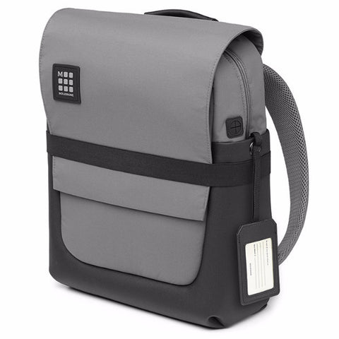 "Mochila ID para dispositivos digitales de hasta 15"" - Gris"