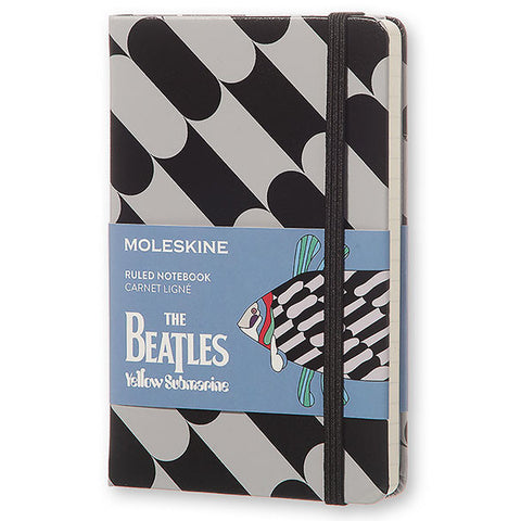 The Beatles - Negro de Rayas Pocket | Pez
