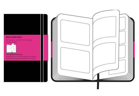 Cuaderno Storyboard Pocket