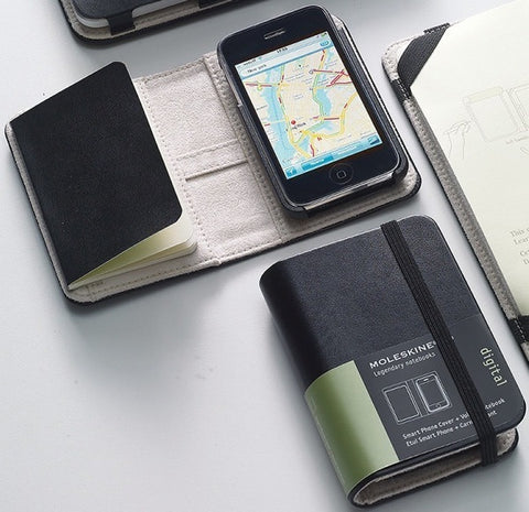 Tapa iPhone & Caderno Volant