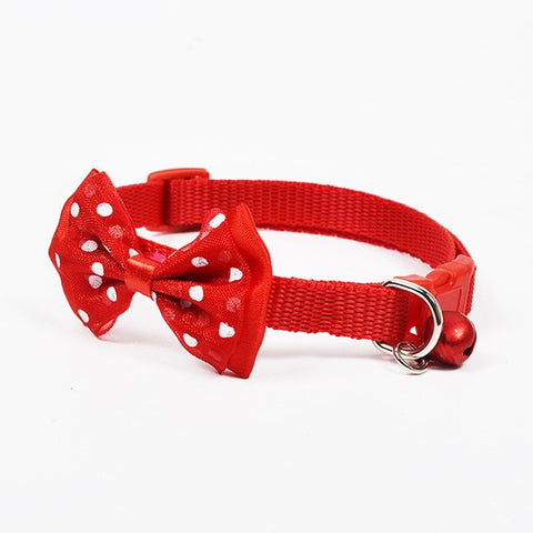 Cat Collar with Knot - Pet Shop Thailand