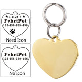 Dog ID Tag - Pet Shop Thailand