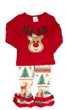Reindeer Holiday Set