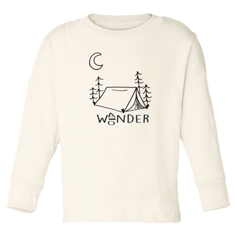 Long Sleeve- Wander Tent