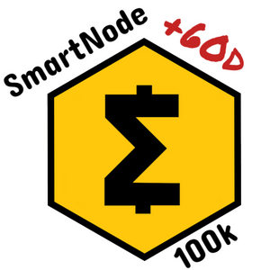 Up to 60 days of free hosting for the 100k SmartNodes!