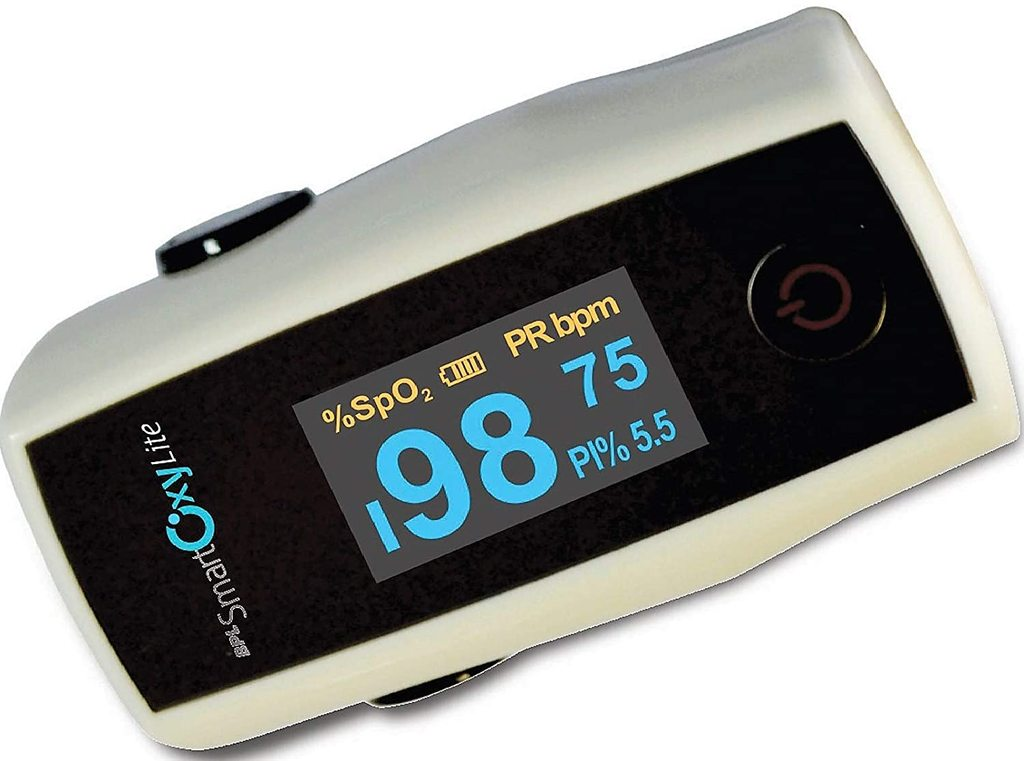 BPL Medical Technologies Finger-tip Pulse Oximeter Smartoxy Lite