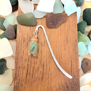 Genuine Seaglass Bookmark