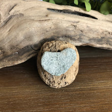 Load image into Gallery viewer, Natural Beach Stone and Driftwood Magnet