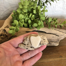 Load image into Gallery viewer, Natural Beach Stone and Driftwood Decoration Magnet