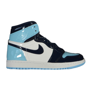 Retro Jordan 1 UNC Patent Leather