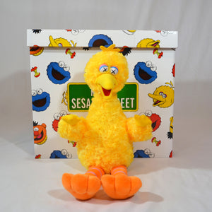 KAWS Big Bird Plush Doll