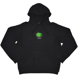 Supreme Apple Hoodie Black