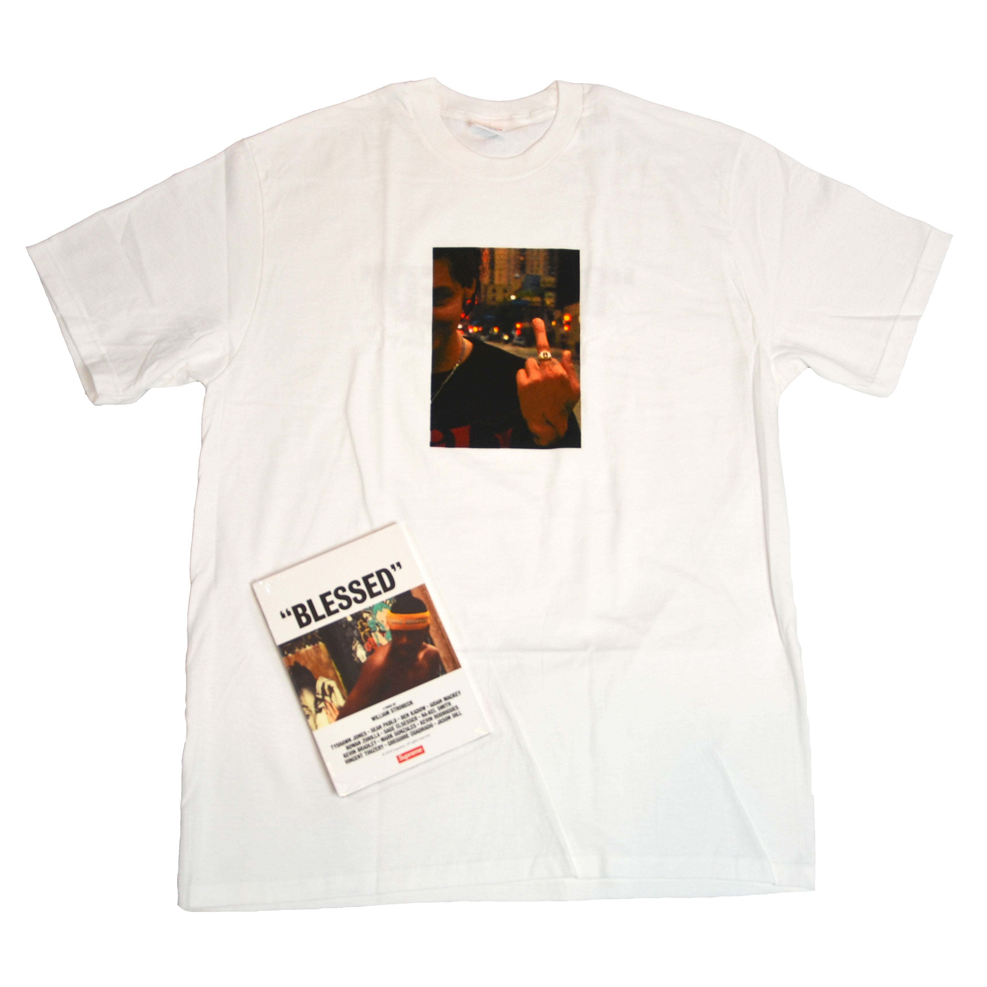 Supreme Blessed Tee with DVD