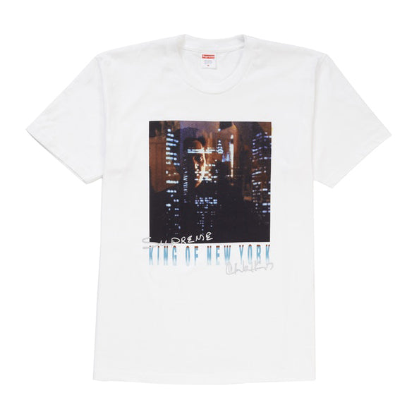 supreme king of new york t shirt