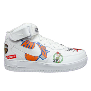supreme NBA teams air force 1