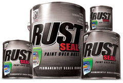 RustSeal, Paint On Rust