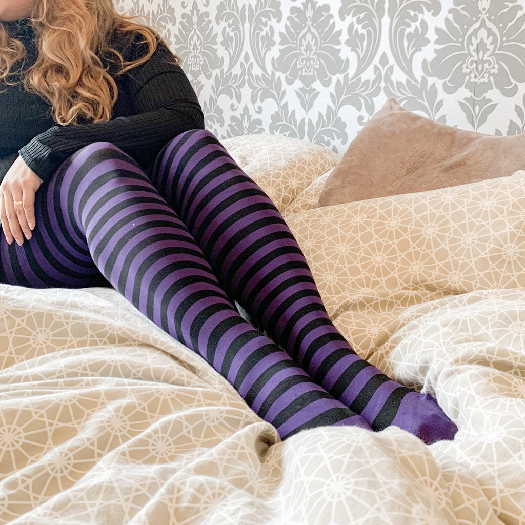 Tights - Opaque Tights - Charm