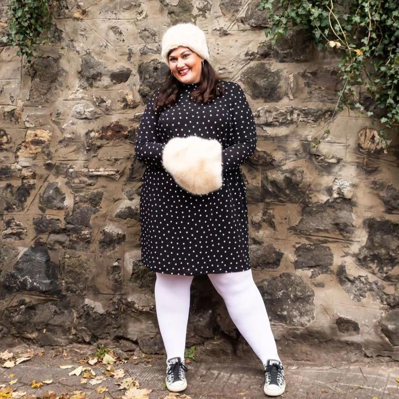 Tights - Opaque Tights - Snowball