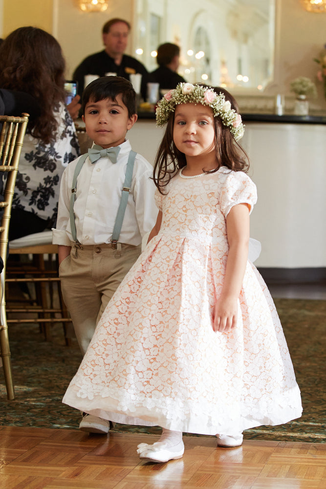 Custom Flower Girl Dresses - Rosa's Story