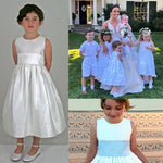 Choosing the Right Size for a Girl's Special Occasion Dress