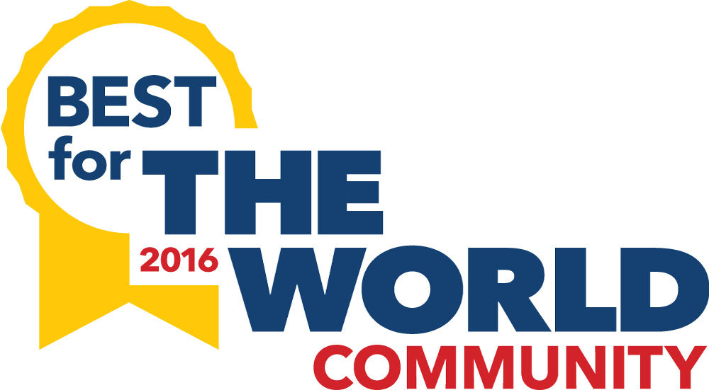 2016 Best for the World Award