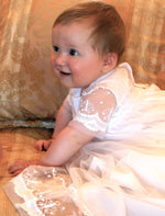Blessing Christening Gown & Bonnet