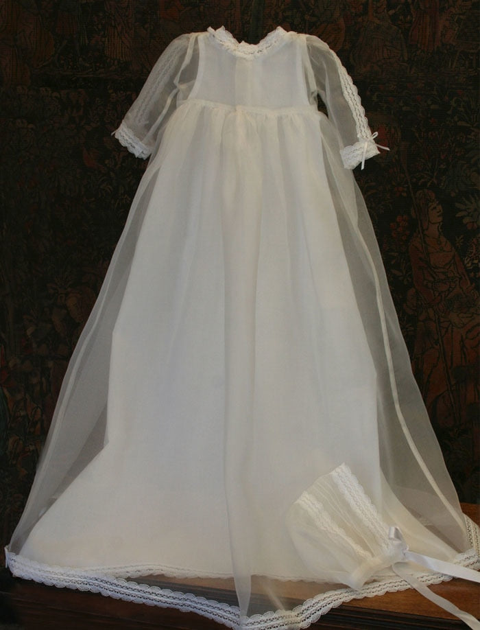 Caress Christening Gown