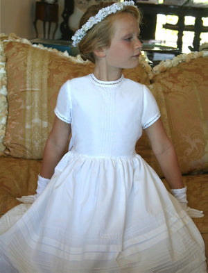 Cambridge Cap Sleeve Girls Dress