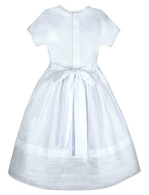 Cambridge Cap Sleeve Plus Size Girls Dress