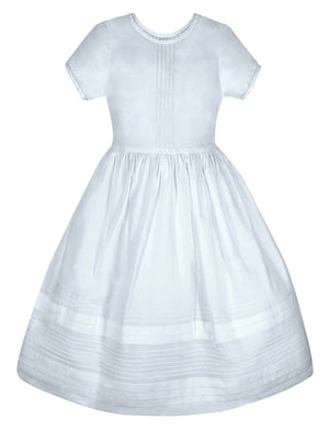 Cambridge Cap Sleeve Floor Length Communion Dress